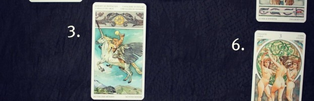 Deck Interview with The Sorcerers Tarot