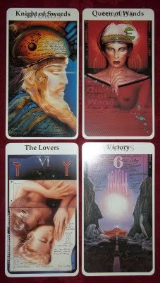 Heart Check-Up, Rohrig Tarot