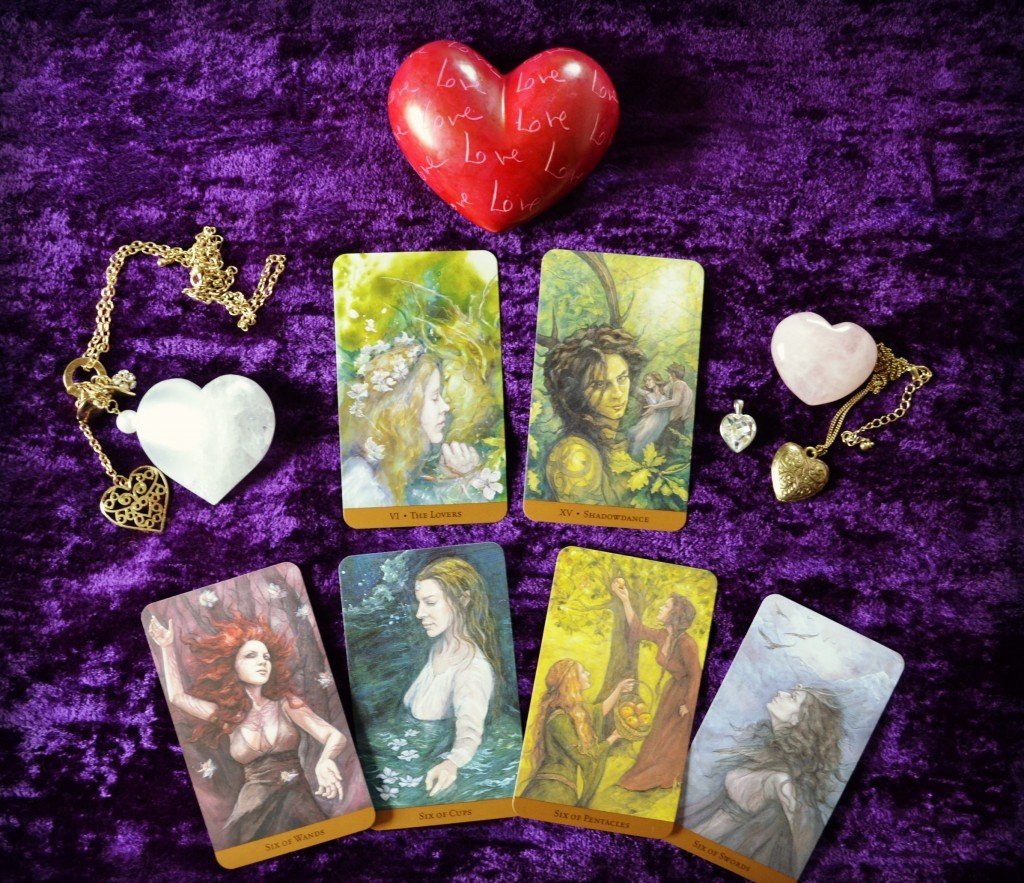 6s tarot of hidden realm