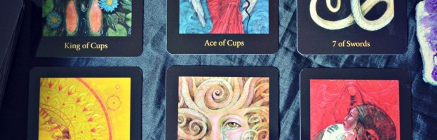 A Deck Interview with the Mary-El Tarot