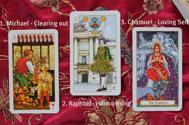 Heart-Healing with the Angels and Tarot