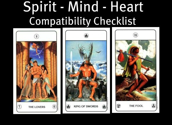 relationship compatibility tarot spread