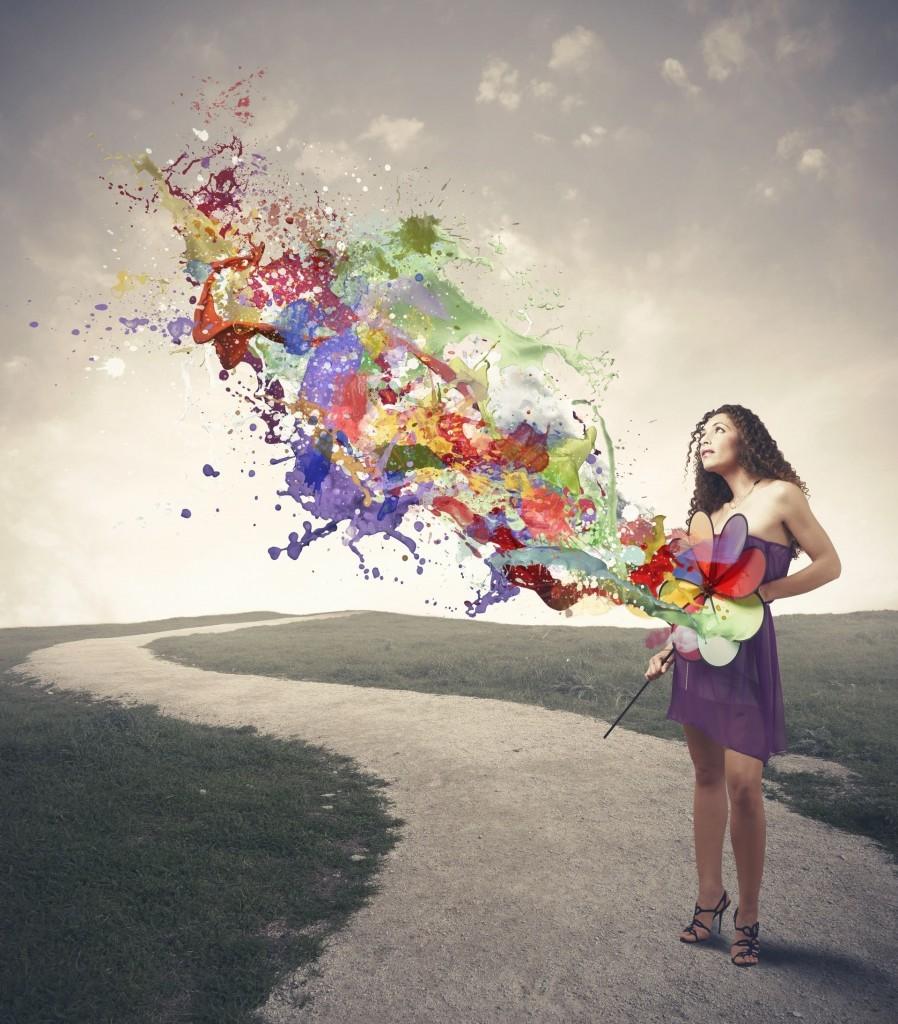 joyful creativity