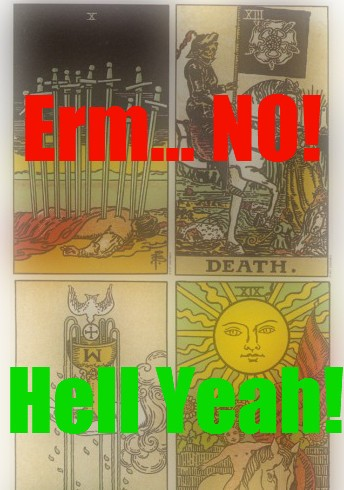 yes no tarot image