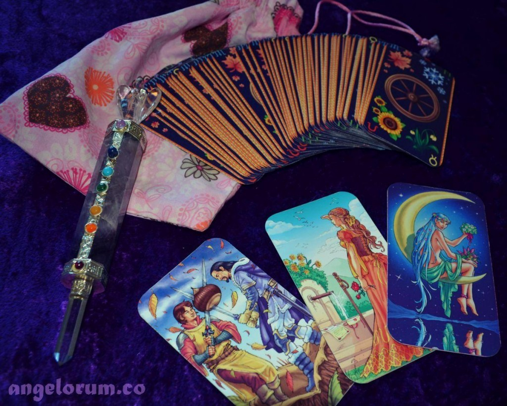 Wheel of the Year Tarot Deck Interview