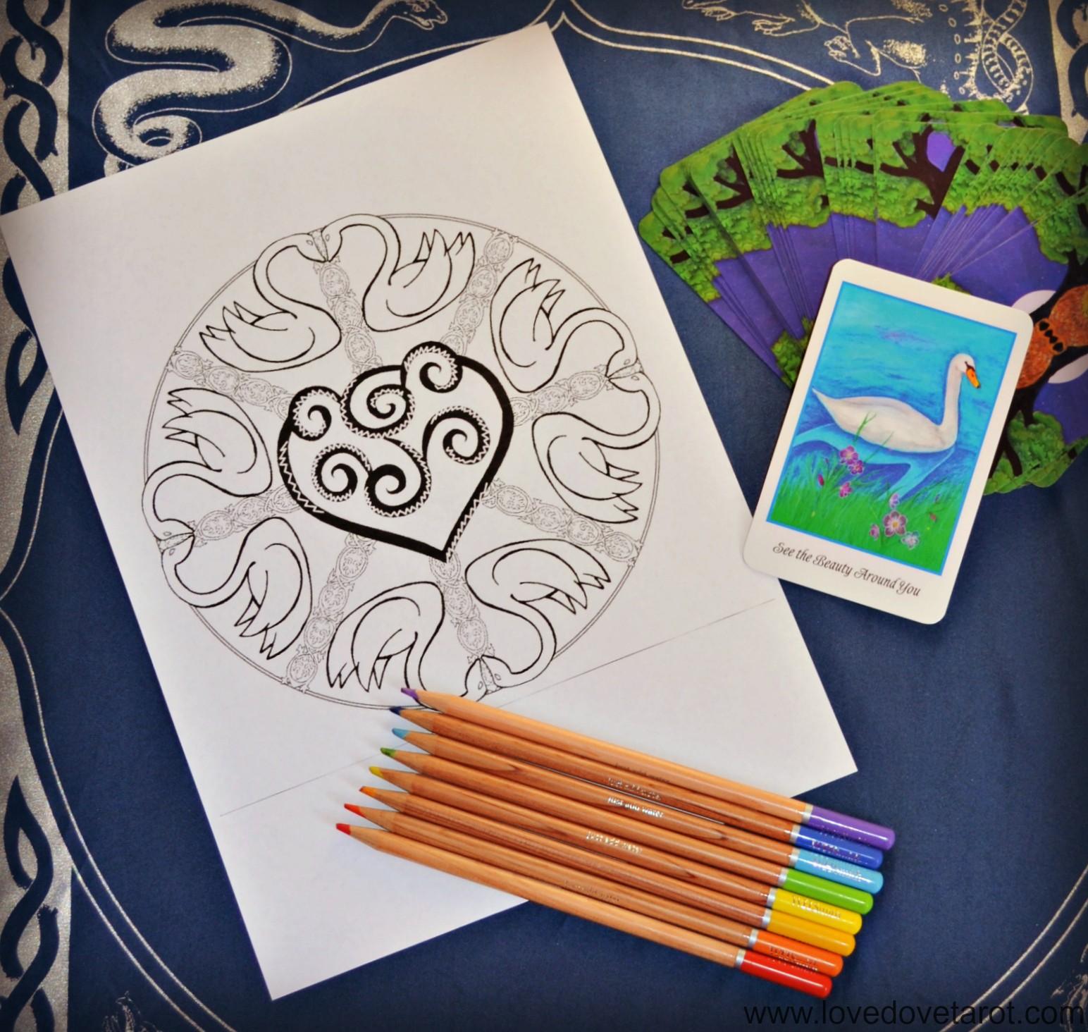 Love Mandala Magick Spell