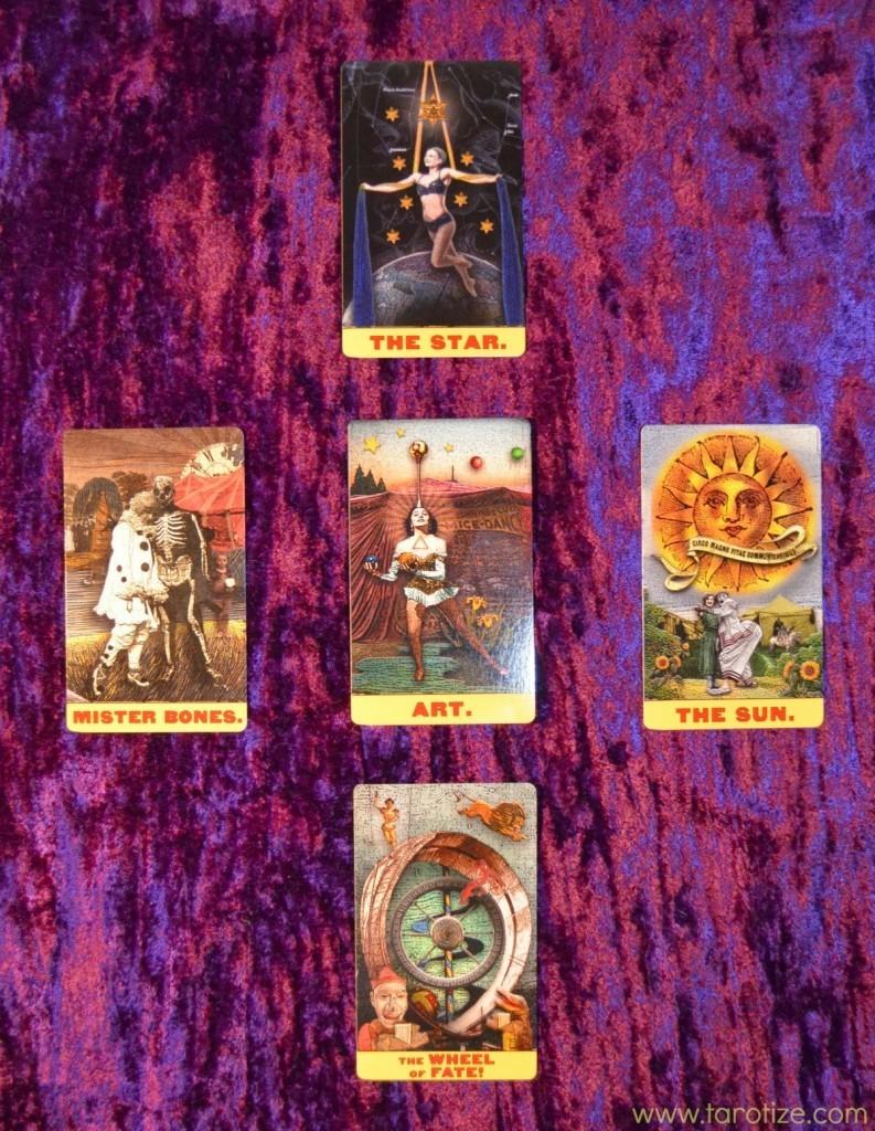 Black Moon Multi-Deck Tarot Ritual ⋆ Angelorum
