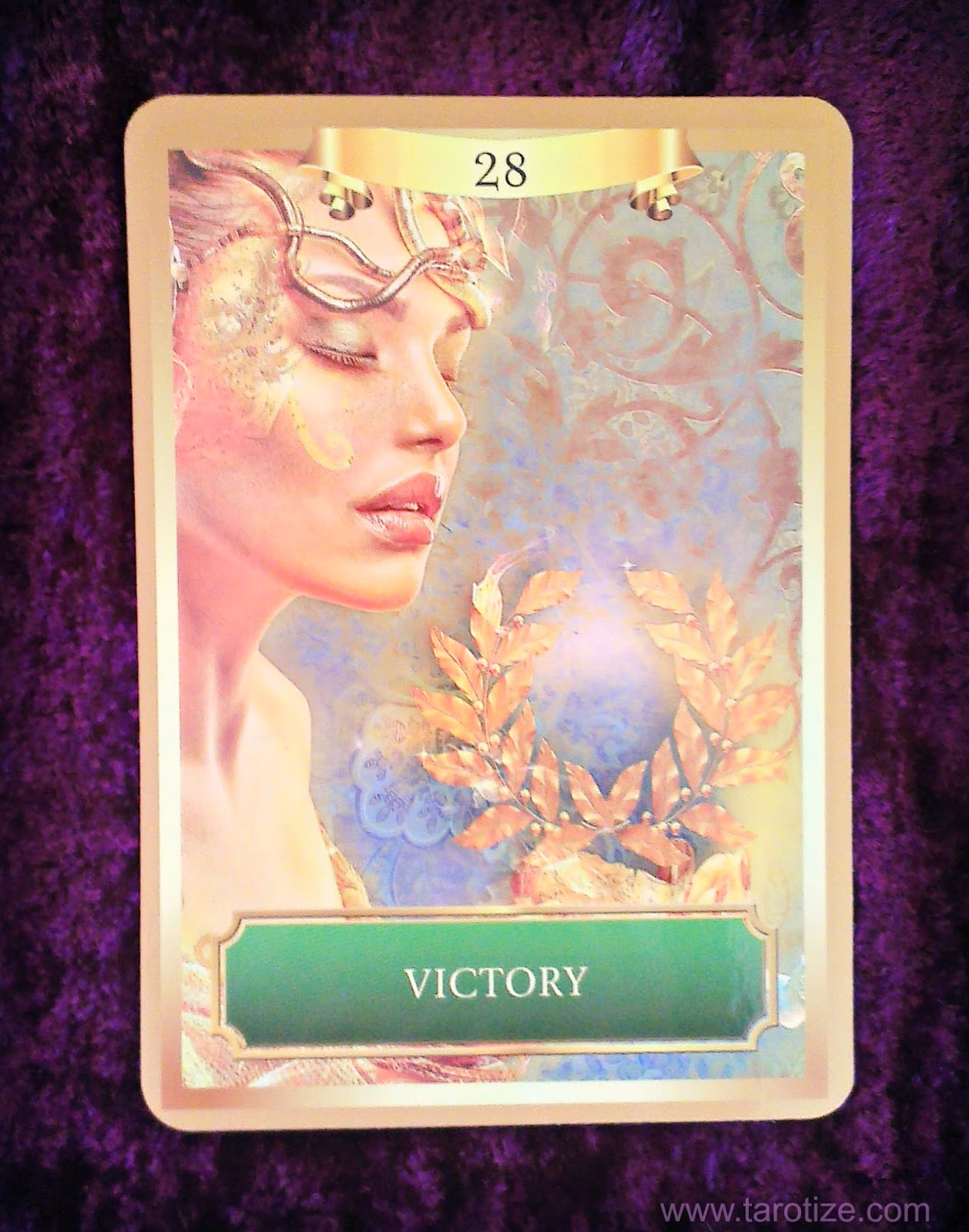 Victory-from-Energy-Oracle-Cards ⋆ Angelorum