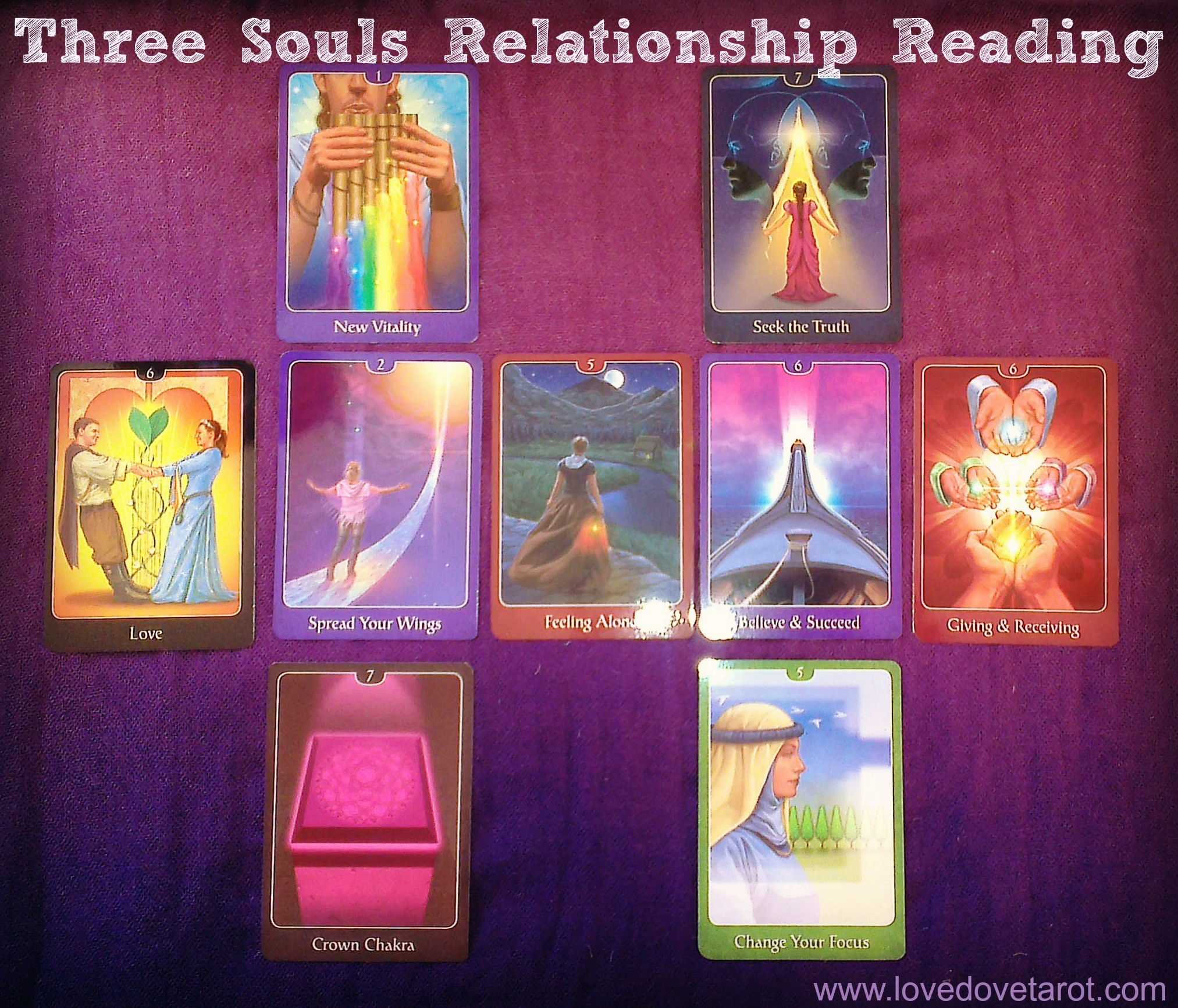 Three Souls Relationship Reading