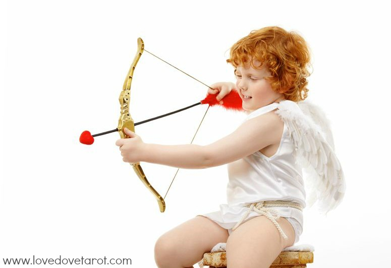 Cupid's Arrow Tarot Spread