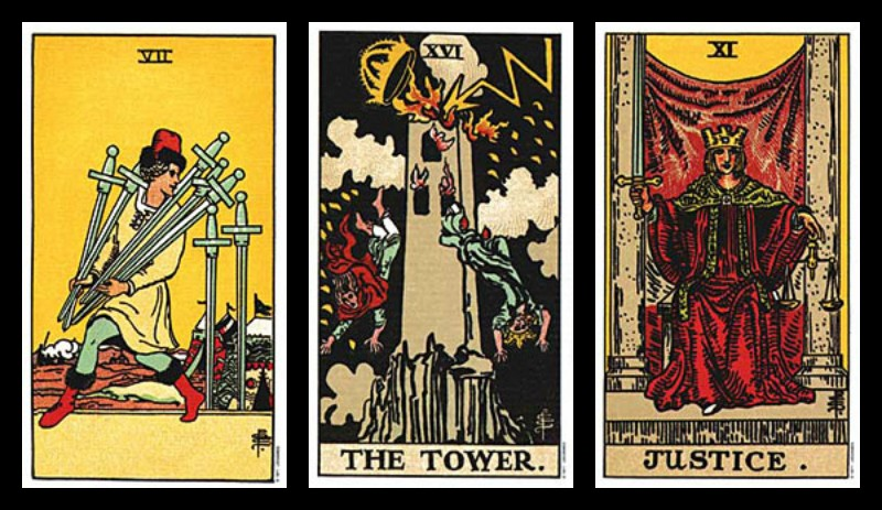 3 card tarot combinations
