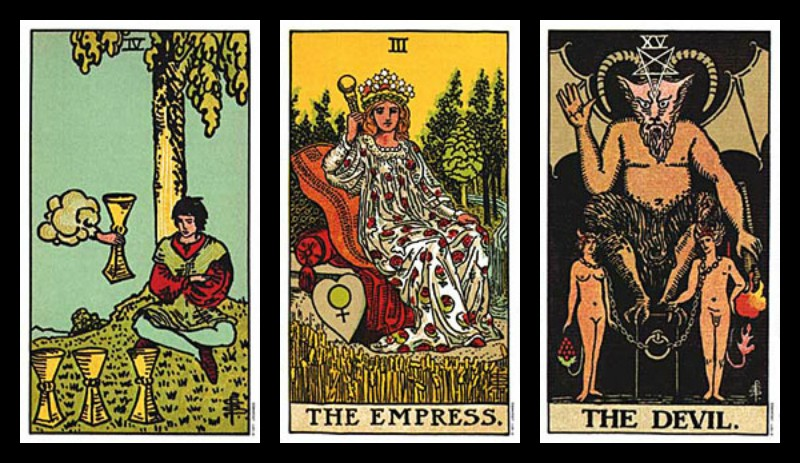 Top 10 Excuses for Cheating in the Tarot Cards ⋆ Angelorum - Tarot and Healing