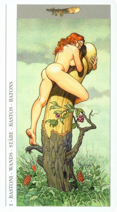Sex and tarot