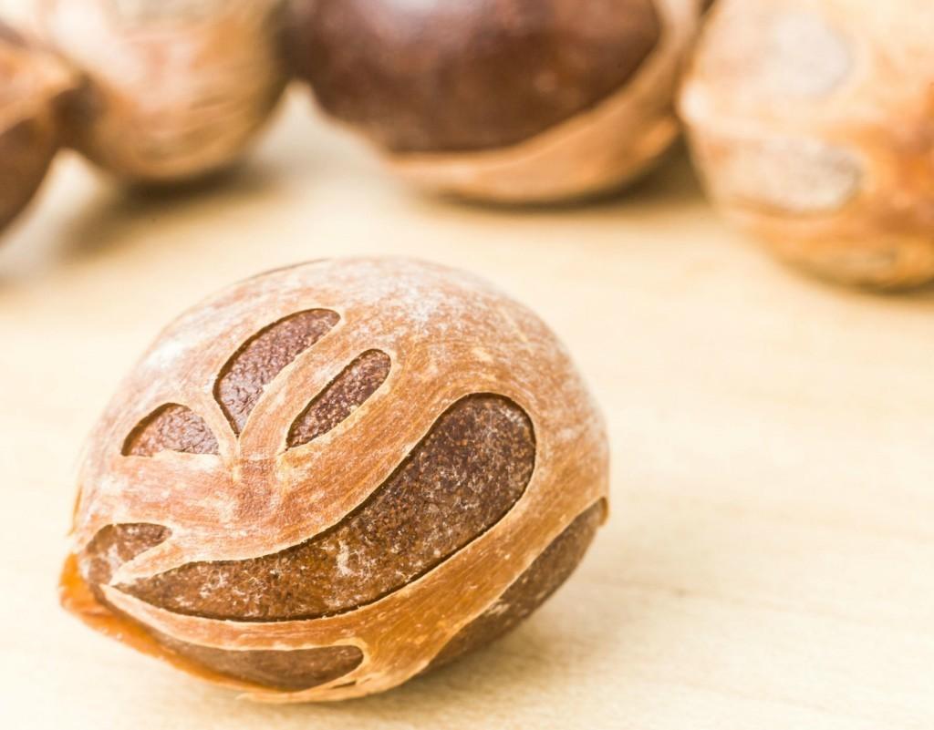 nutmeg svenska