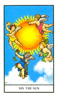 the sun connelly tarot