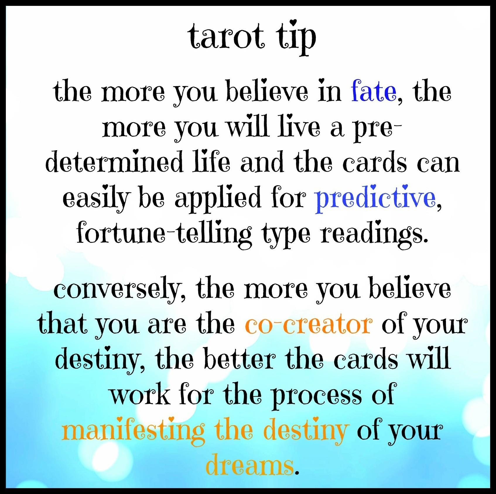 Free tarot card predictions future point india