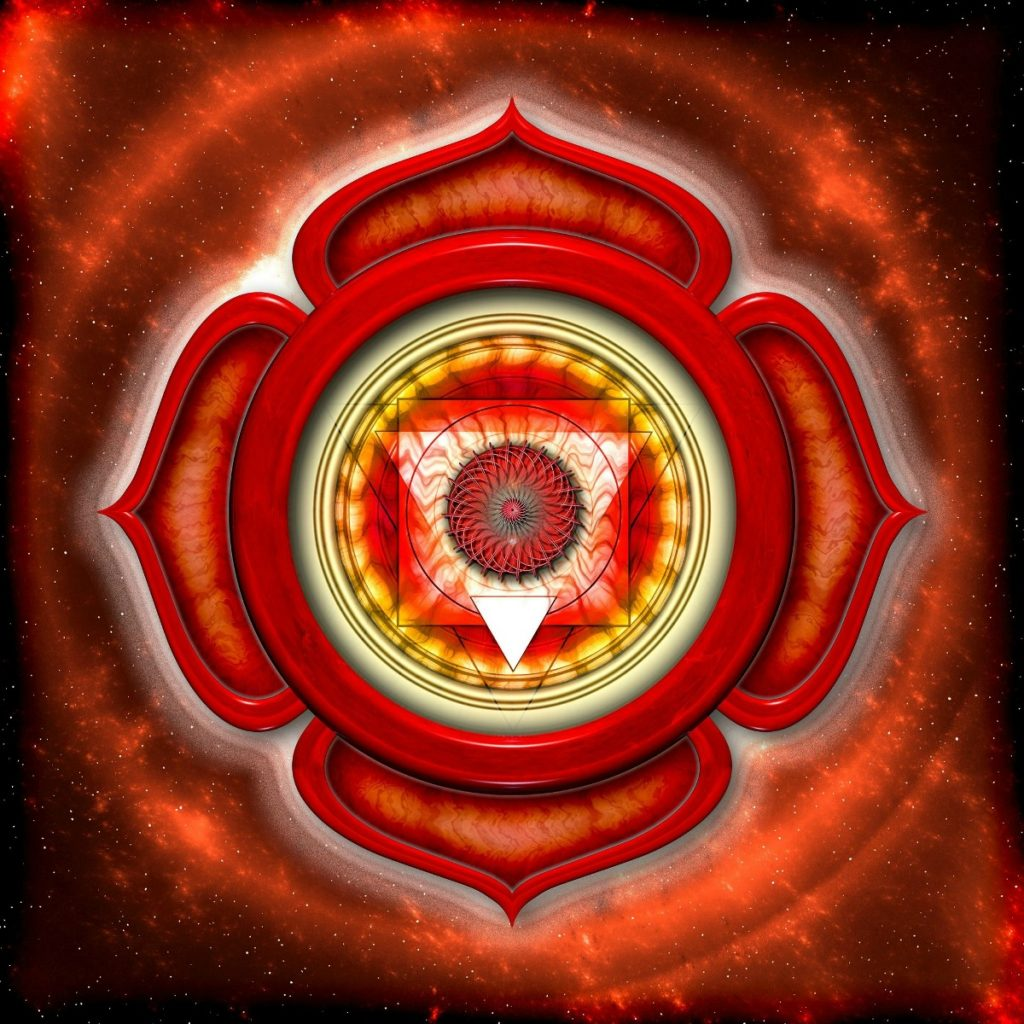 Red Color Meaning 7 Root Chakra Healers ⋆ Angelorum Tarot And Healing