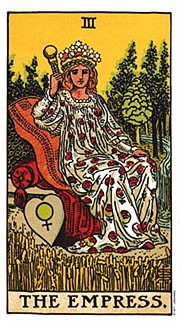 The Empress - Holistic Tarot Card Meanings