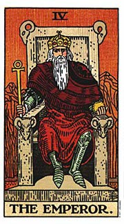 The Emperor - Holistic Tarot Card Meanings