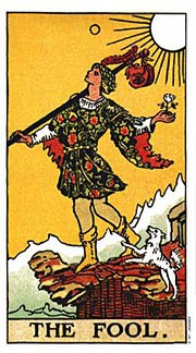 The Fool - Holistic Tarot Card Meanings