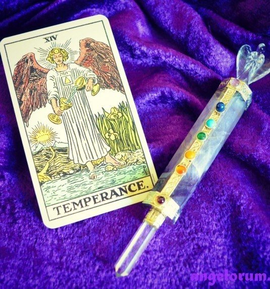 Angelic Messages and Correspondences in the Tarot