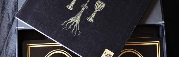 Tarot Noir Review and Deck Interview