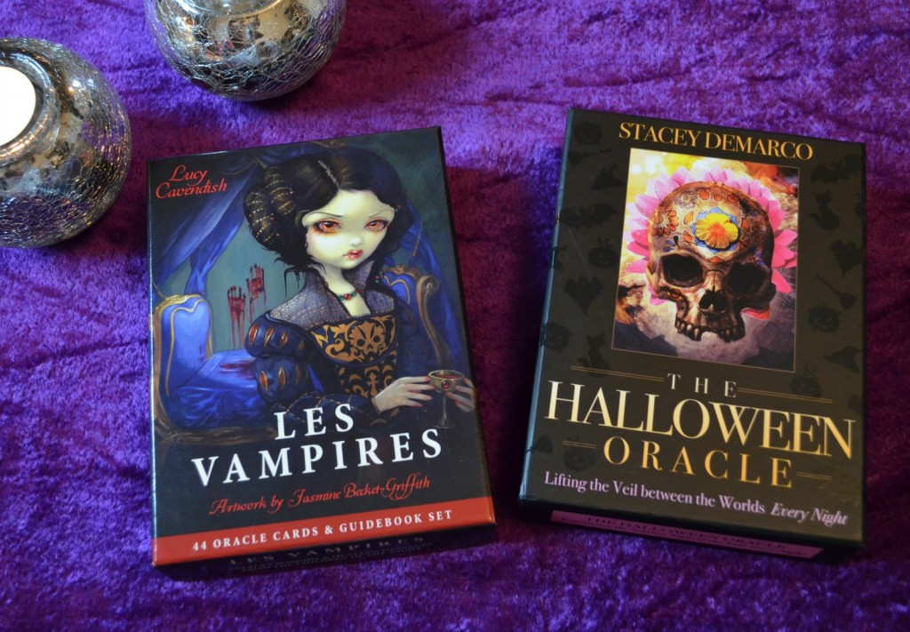 Les Vampires and the Halloween Oracle