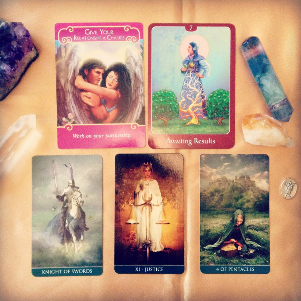 4 December Love Forecast Coupled People