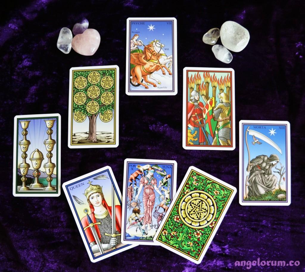 Which Healing Modality Sample Tarot Reading