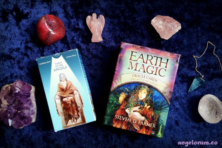 April 2016 Angelorum Tarot and Oracle Cards Giveaway