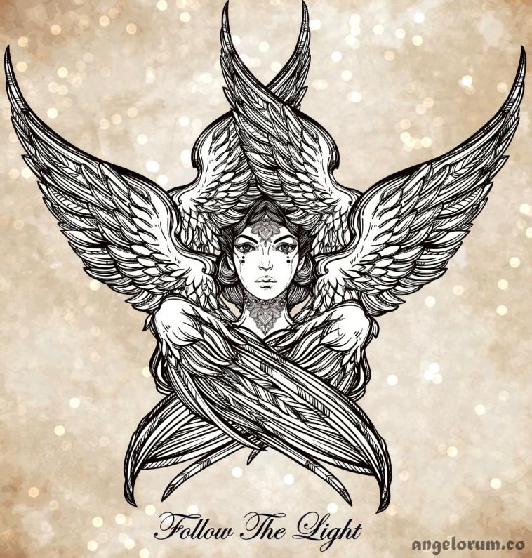ethical tarot readings - follow the light