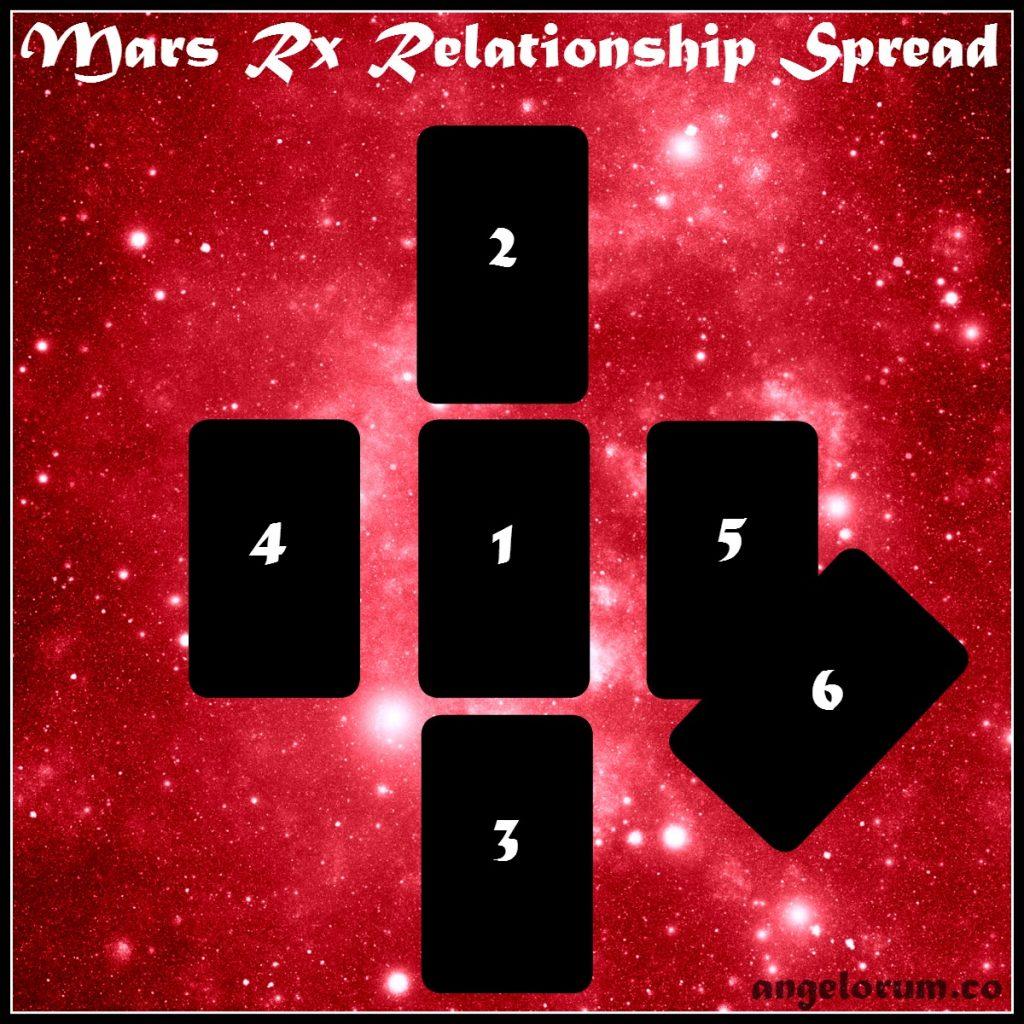 mars retrograde relationship tarot spread