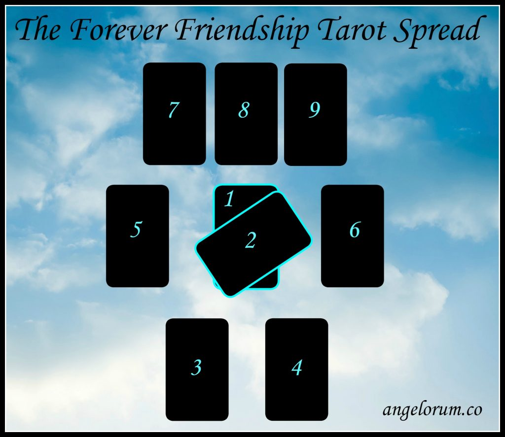 The Forever Friendship Tarot Spread