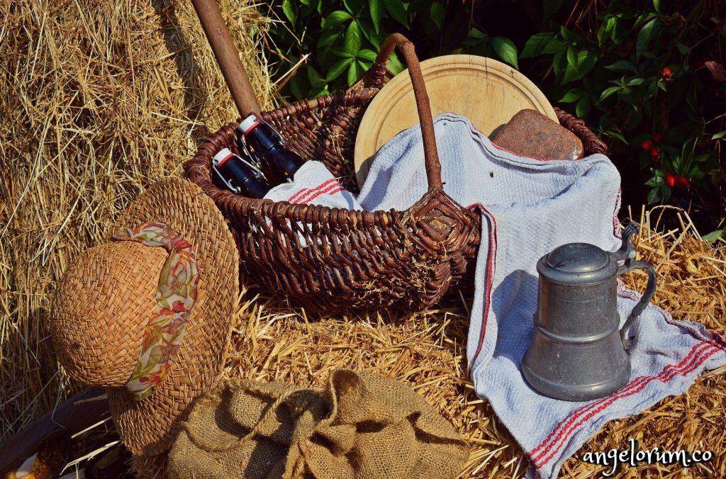 harvest picnic mabon