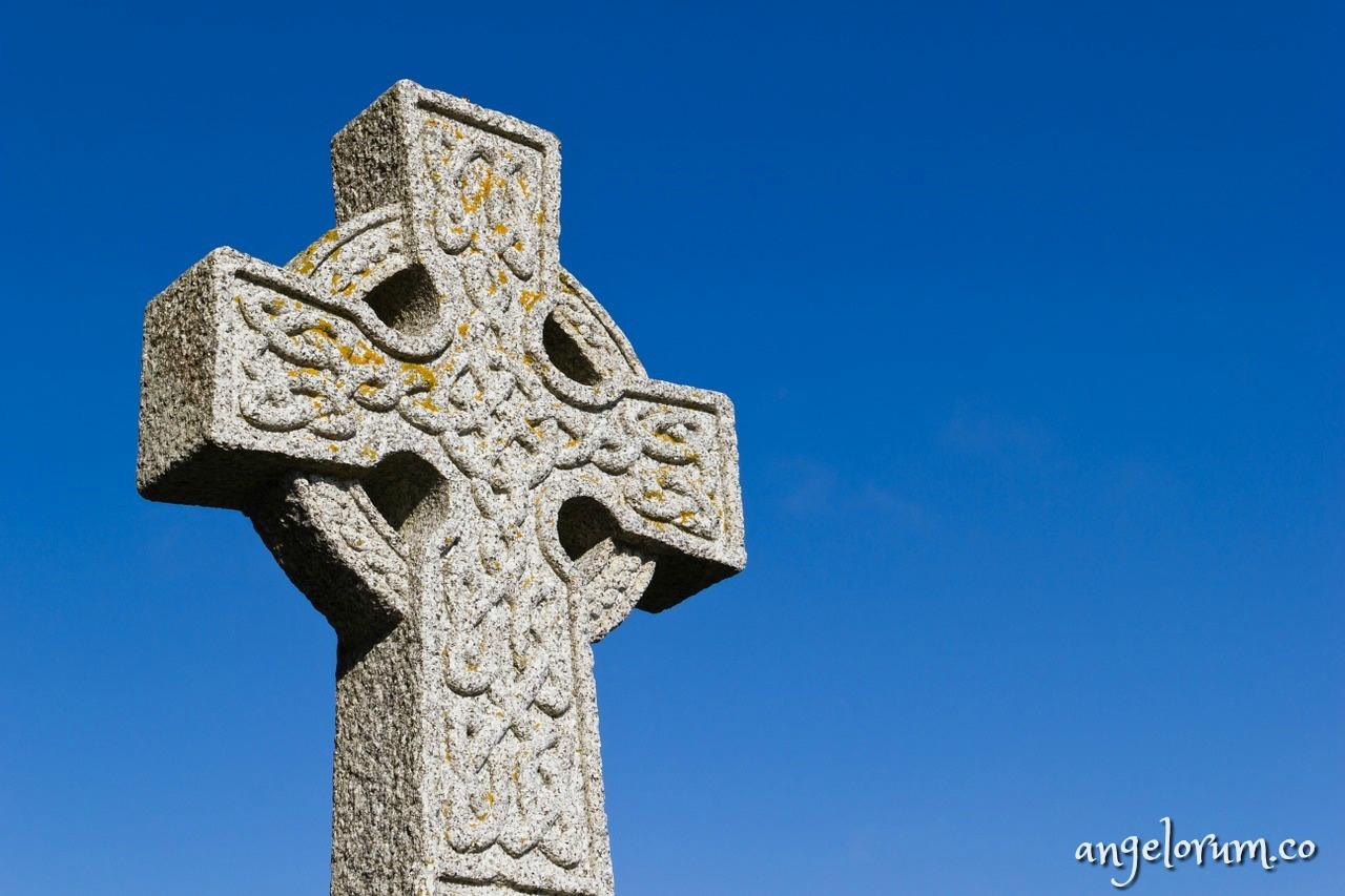 celtic relationship cross free