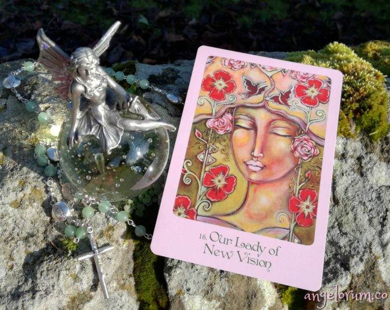 Mother Mary Oracle - Week Ahead Tarot Forecast