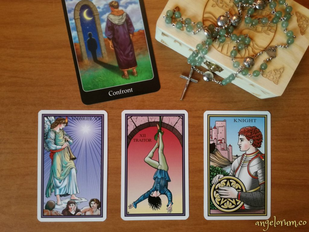 Free Reading Friday Reveal Tarot of the Sevenfold Myster