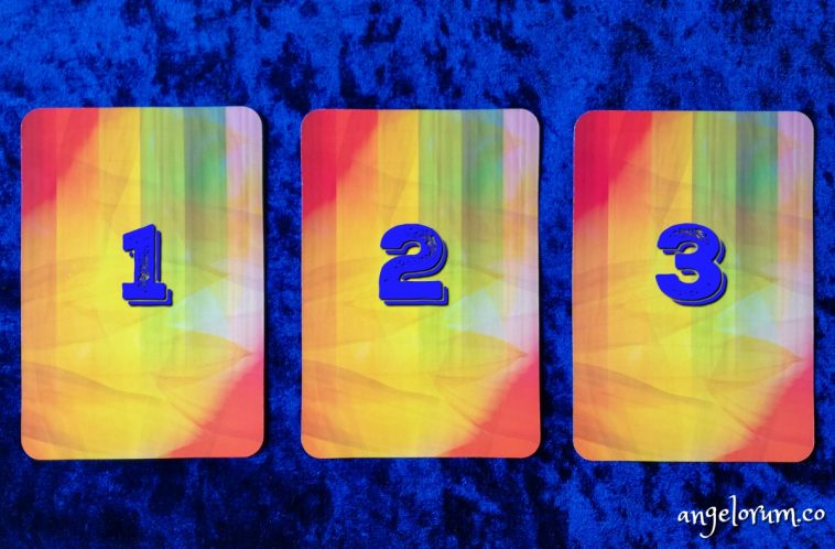 free reading friday secret language of color cards