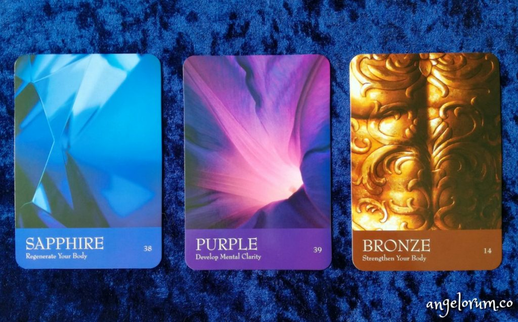 secret language of color cards free reading reveal