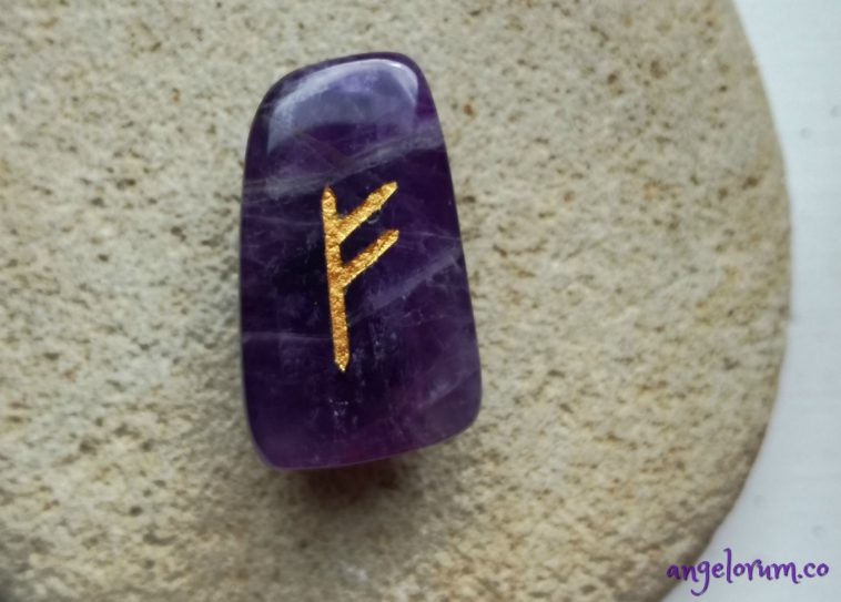 Holistic Rune meanings and correspondences for Fehu