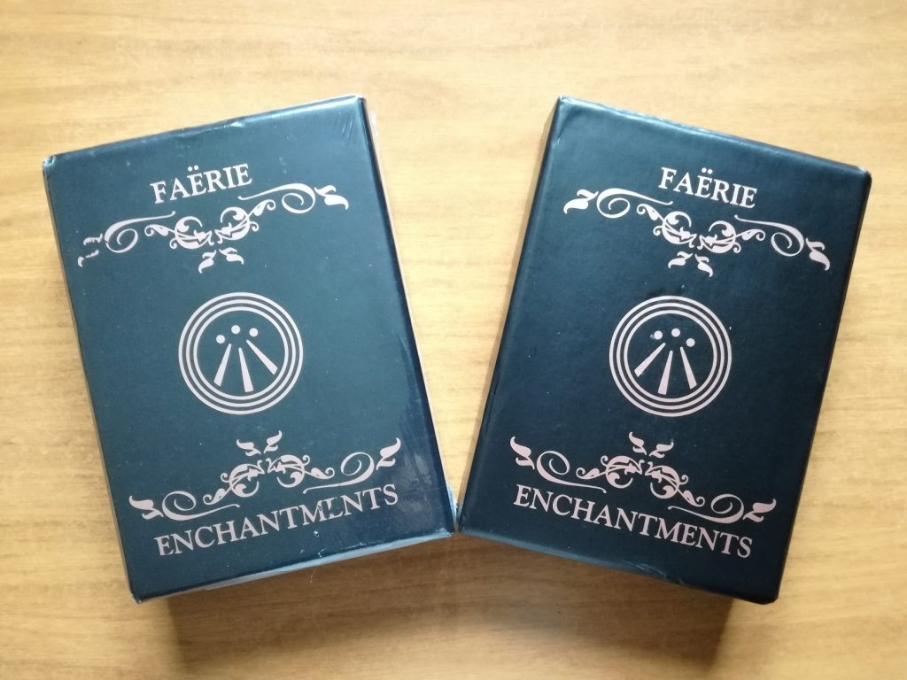 faerie enchantments win the deck giveaway