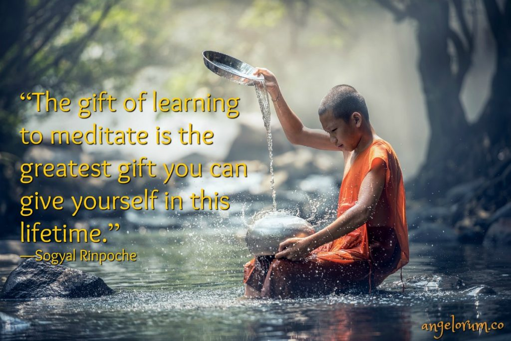 meditation quote sogyal rinpoche
