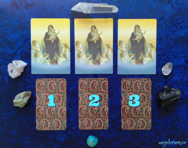 pick a card angel tarot free week ahead forecast