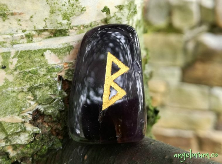 berkano rune meanings and correspondences