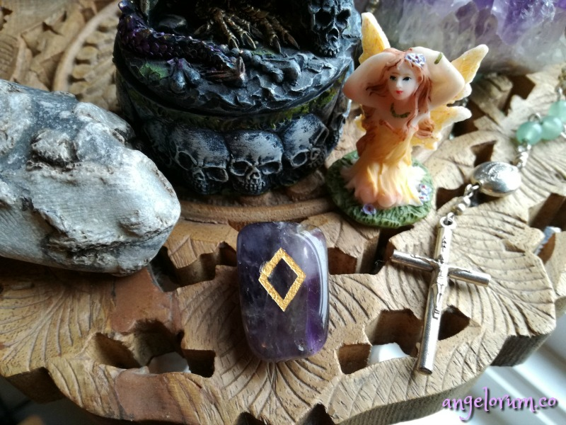 holistic rune meanings and correspondences for the elder futhark rune inguz
