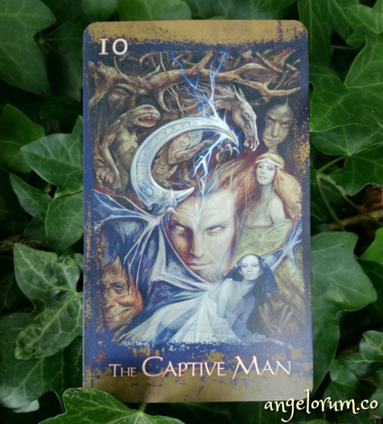 3 july mystic misfit guidance heart of the faerie oracle
