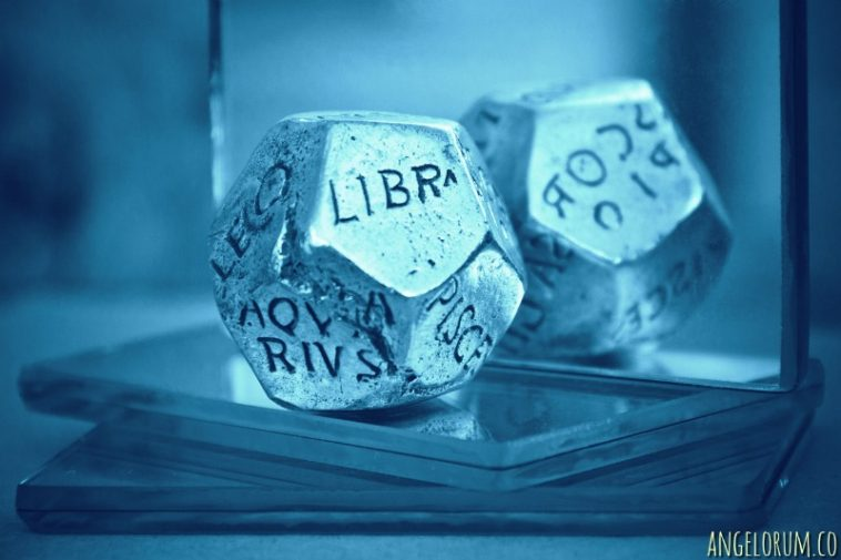 astrology for tarot dice