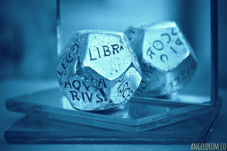 astrology for tarot dice