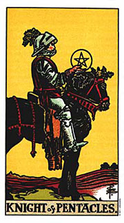 Knight of Pentacles Thanksgiving Tarotscopes