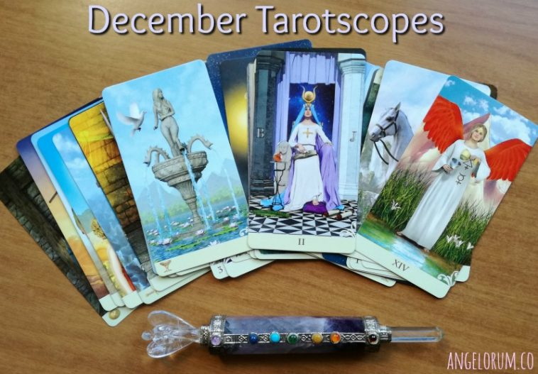 December Tarotscopes Vice Versa Tarot